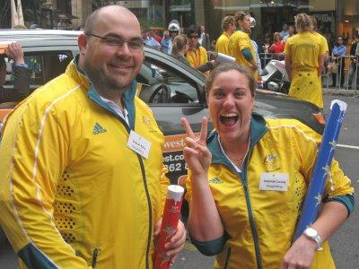 Australian Olympics Team Welcome Home Parade Photos
