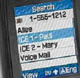 An ICE number in your cell can aid rescuers if you're found unconscious.