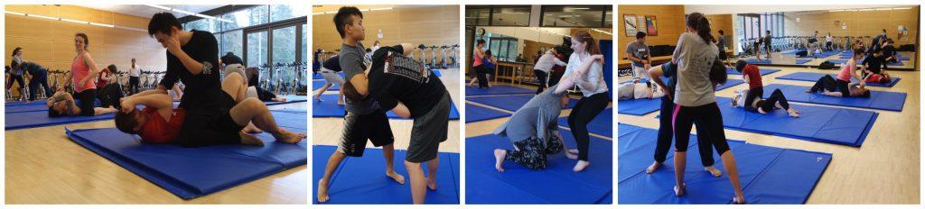 MMA Skills at WWU